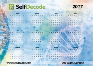 selfdecode_плакат